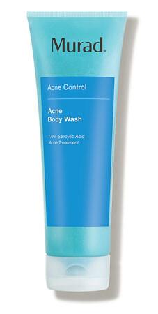 3. Murad Acne Body wash Gel with Salicylic Acid