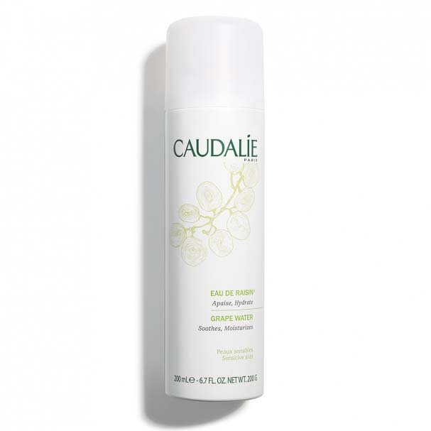 Caudalie Grape Water Soothing Organic Face Mist - Top 10 Facial Mists & Sprays For Dry and/or Sensitive Skin