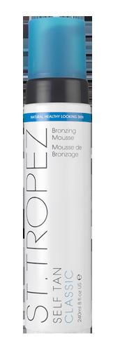 St. Tropez Self Tan Bronzing Mousse - Best Self-Tanning Mousses & Foams