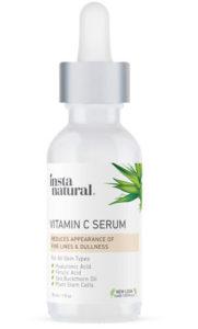 InstaNatural Vitamin C Serum with Hyaluronic Acid & Vit E - Best Vitamin C Serums With Hyaluronic Acid