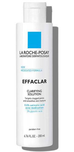 La Roche-Posay Effaclar Clarifying Solution Acne Toner
